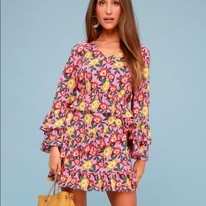 The fifth label reunion floral printed 2 piece